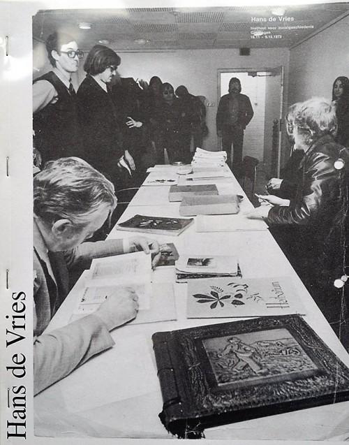 Hans de Vries 'Works 1968–1975'