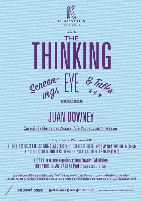 The Thinking Eye #2