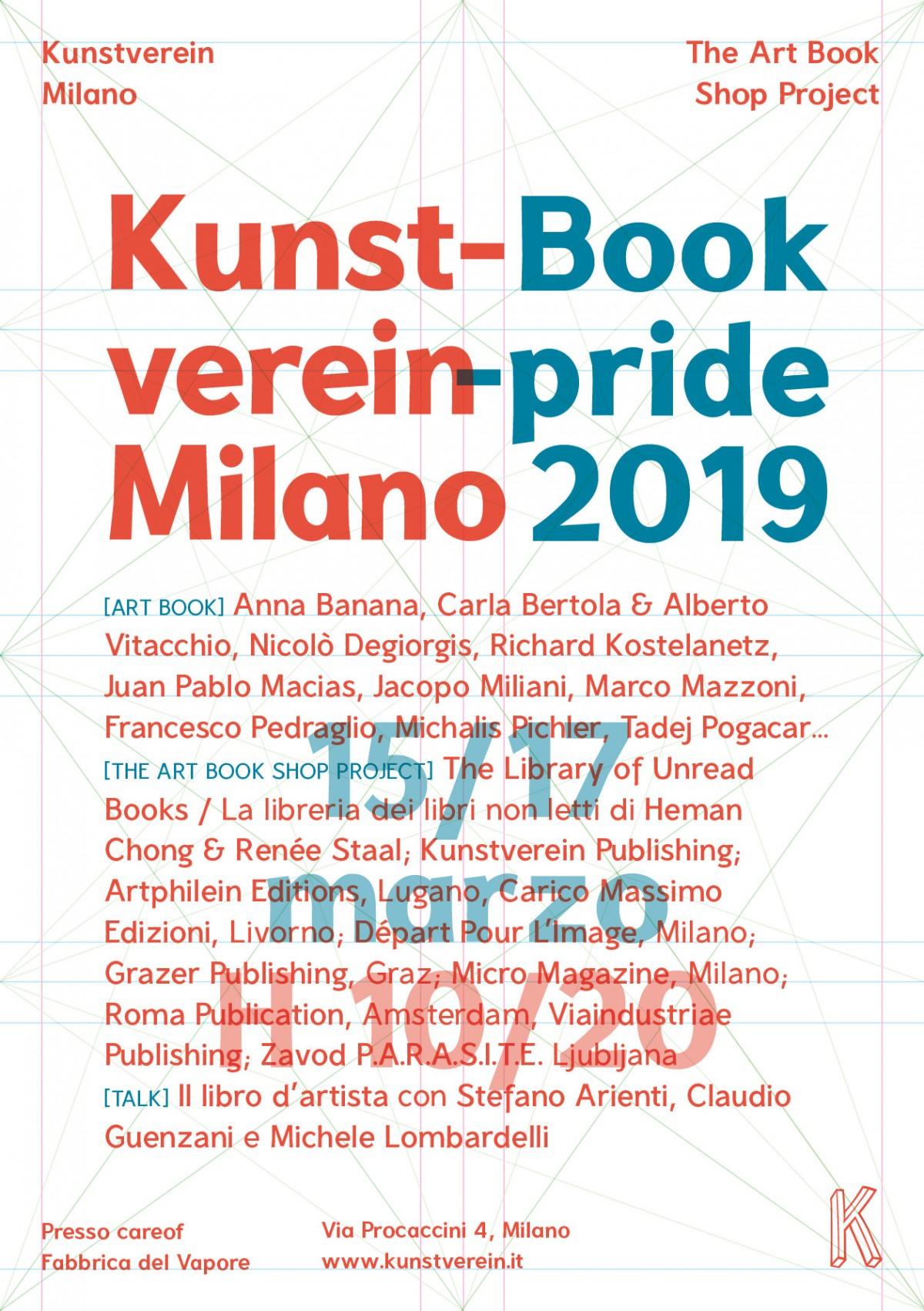 Kunstverein @Bookpride2019