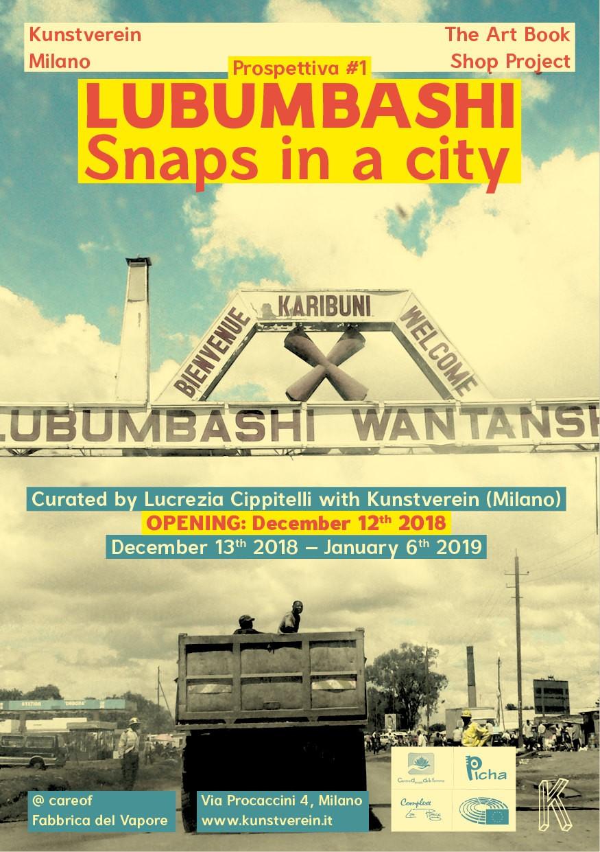 Prospettiva #1 Lubumbashi, Snaps in a City