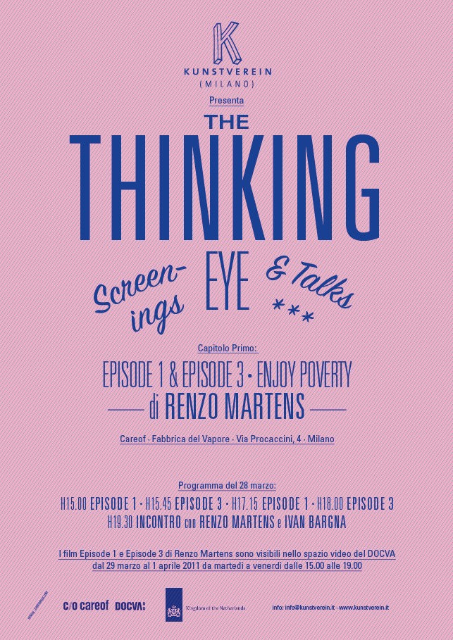 The Thinking Eye # 1