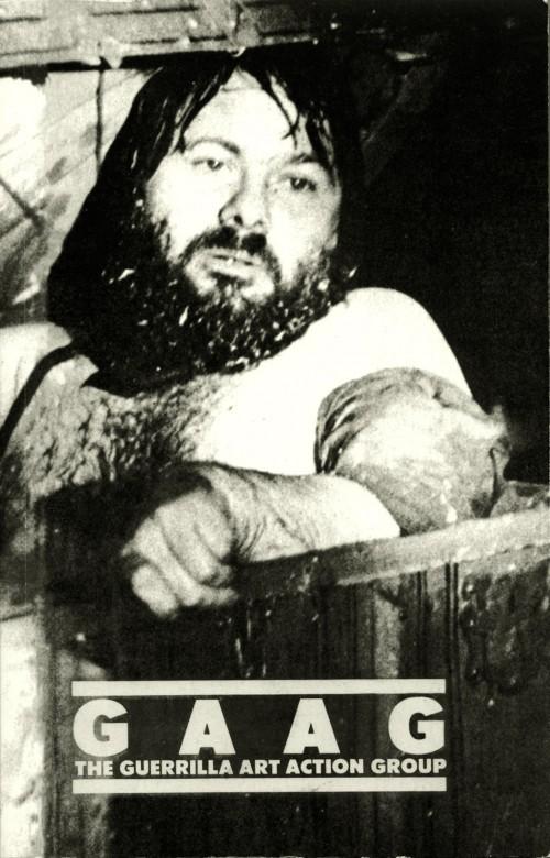 GAAG, the Guerilla Art Action Group, 1969-1976: A selection (reprint 2011)
