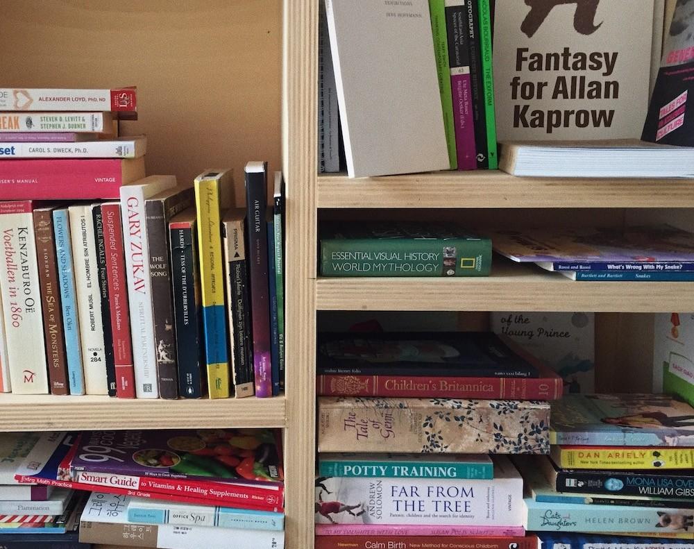 The Library of Unread Books